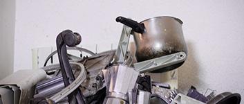 Chatarrería profesional - Aluminio carter